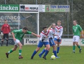 Sportclub Rijssen JO17-1 – Heino JO17-20-0(1-1)