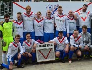 Sportclub 4 wint van DES