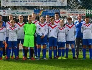 JO15 wint ruim van FC Trias