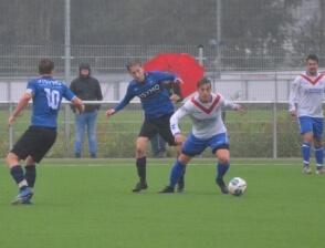 Sportclub verliest derby tegen s.v. Rijssen.