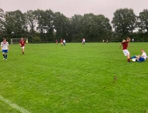 Sportclub 3 verliest van GFC 3