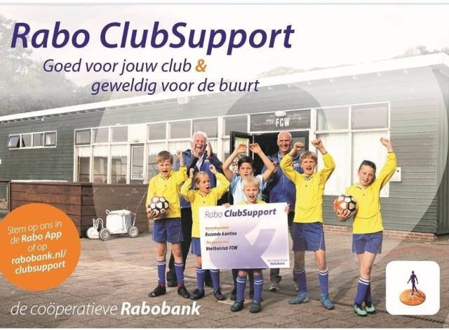 Rabobank ClubSupport: Stem op Sportclub Rijssen!